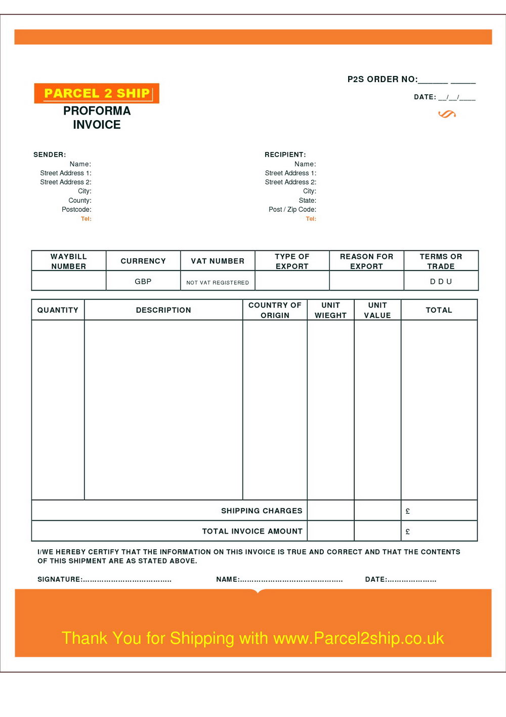 Templates Invoices Free Excel