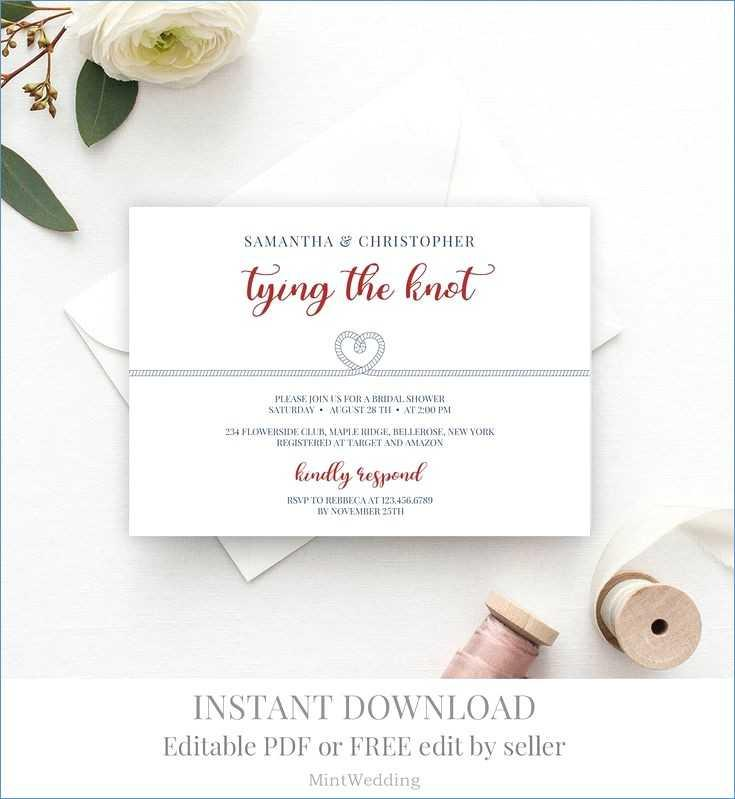 Alice In Wonderland Wedding Invitation Template Free