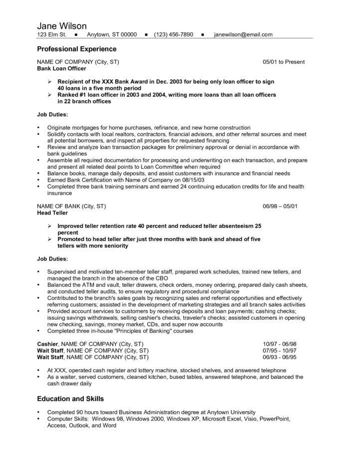 Bank Management Succession Plan Sample
