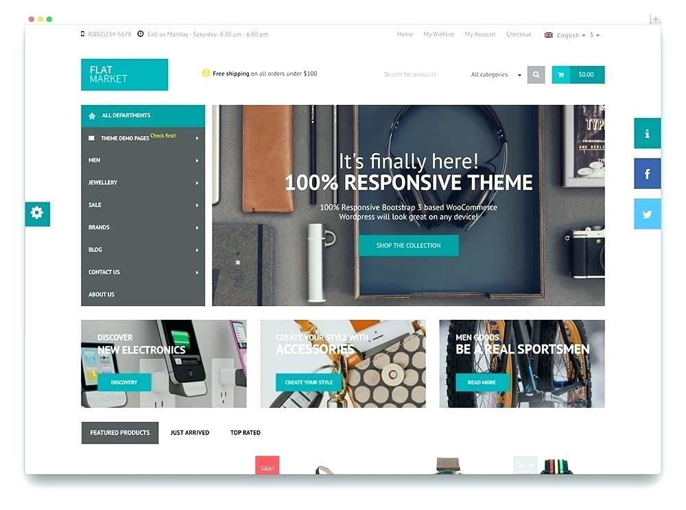 Bootstrap 4 Shopping Cart Template Free Download - Templates