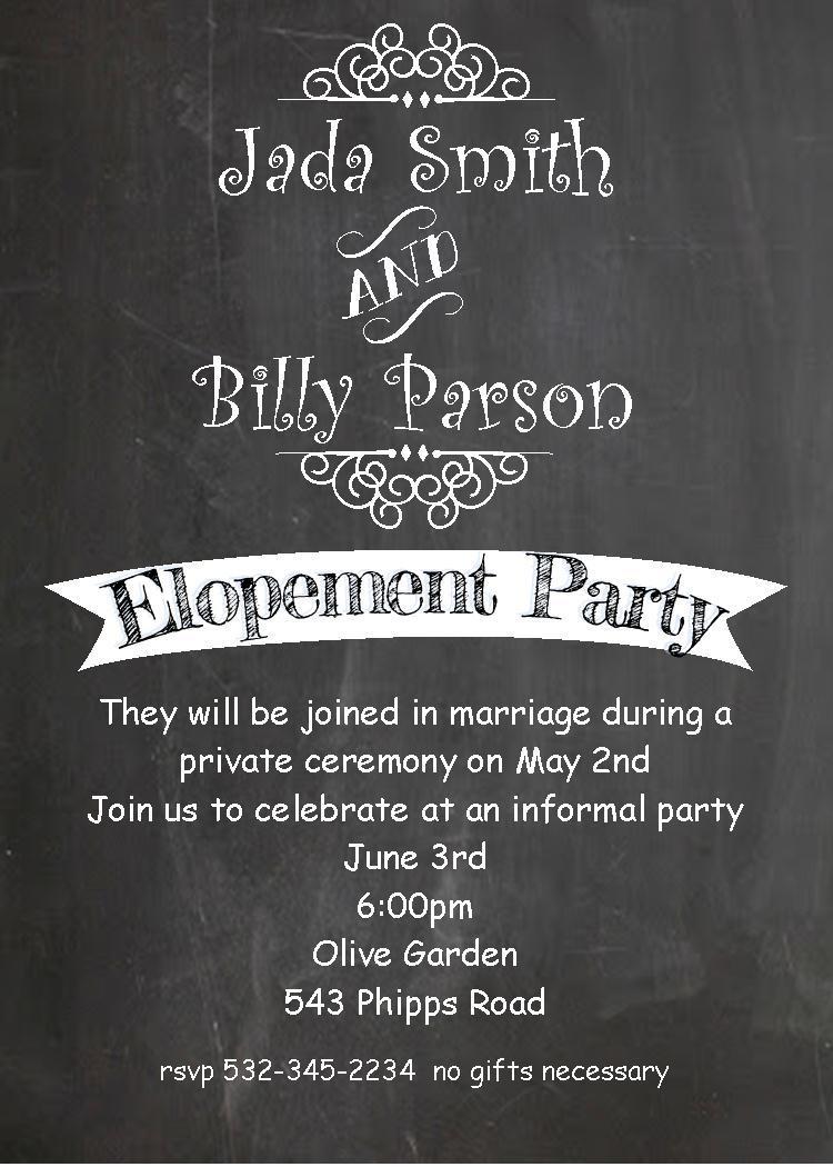 Celebrate It Invitation Templates