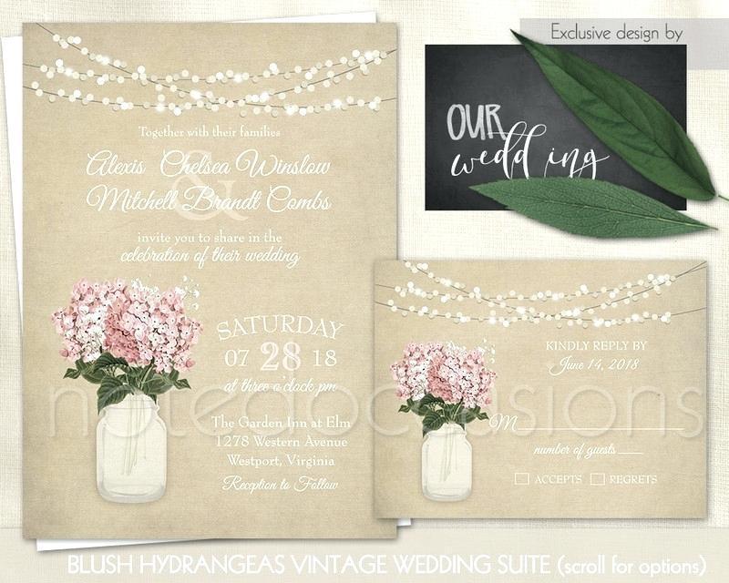 Celebrate It Occasions Wedding Invitations Templates