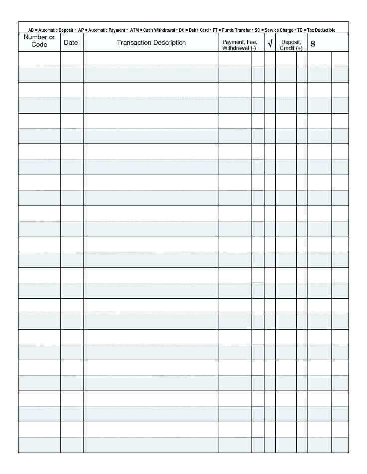 Classroom Attendance Register Template