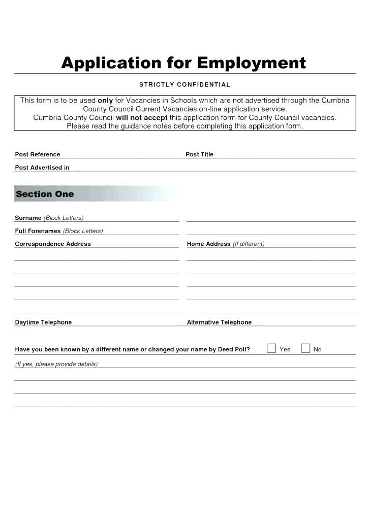 Club Membership Registration Form Template