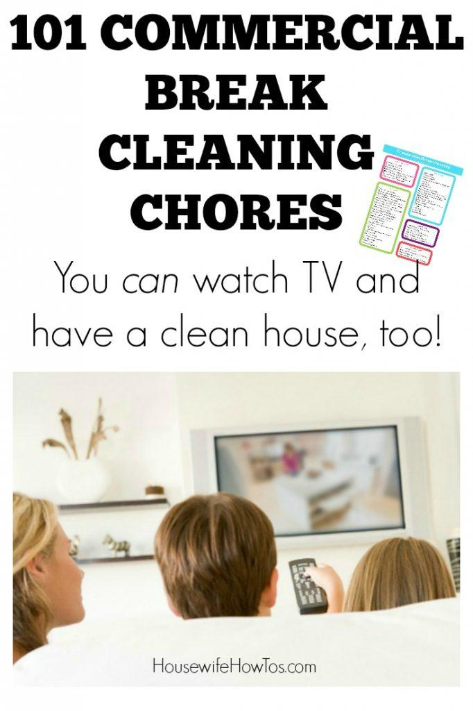 Commercial Cleaning Checklist Printable