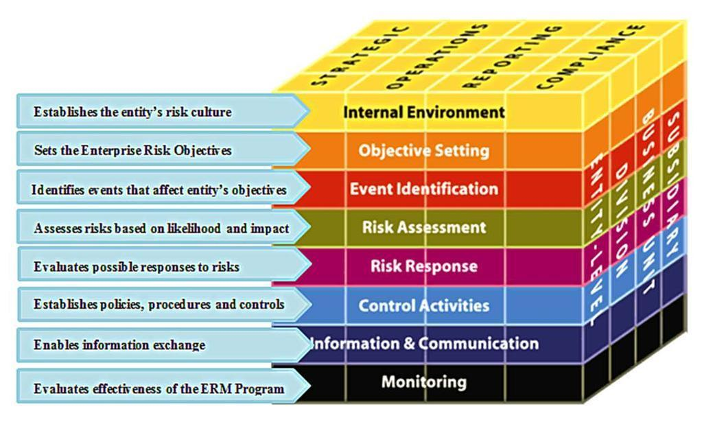 Coso Risk Assessment Template
