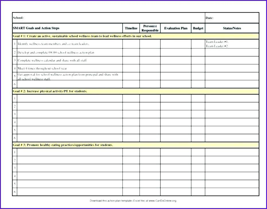 Daily Attendance Register Template