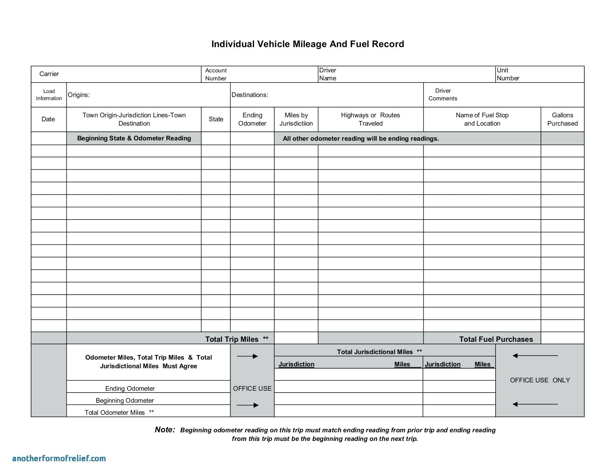 Drivers Vehicle Inspection Report Form Pdf