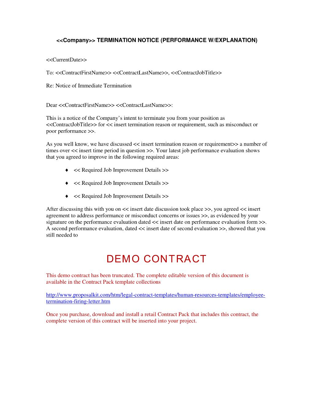 Employment Contract Sample Doc