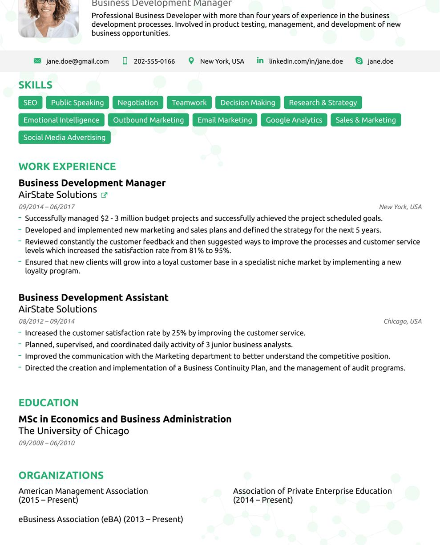 Resume For Freshers Engineers Cse