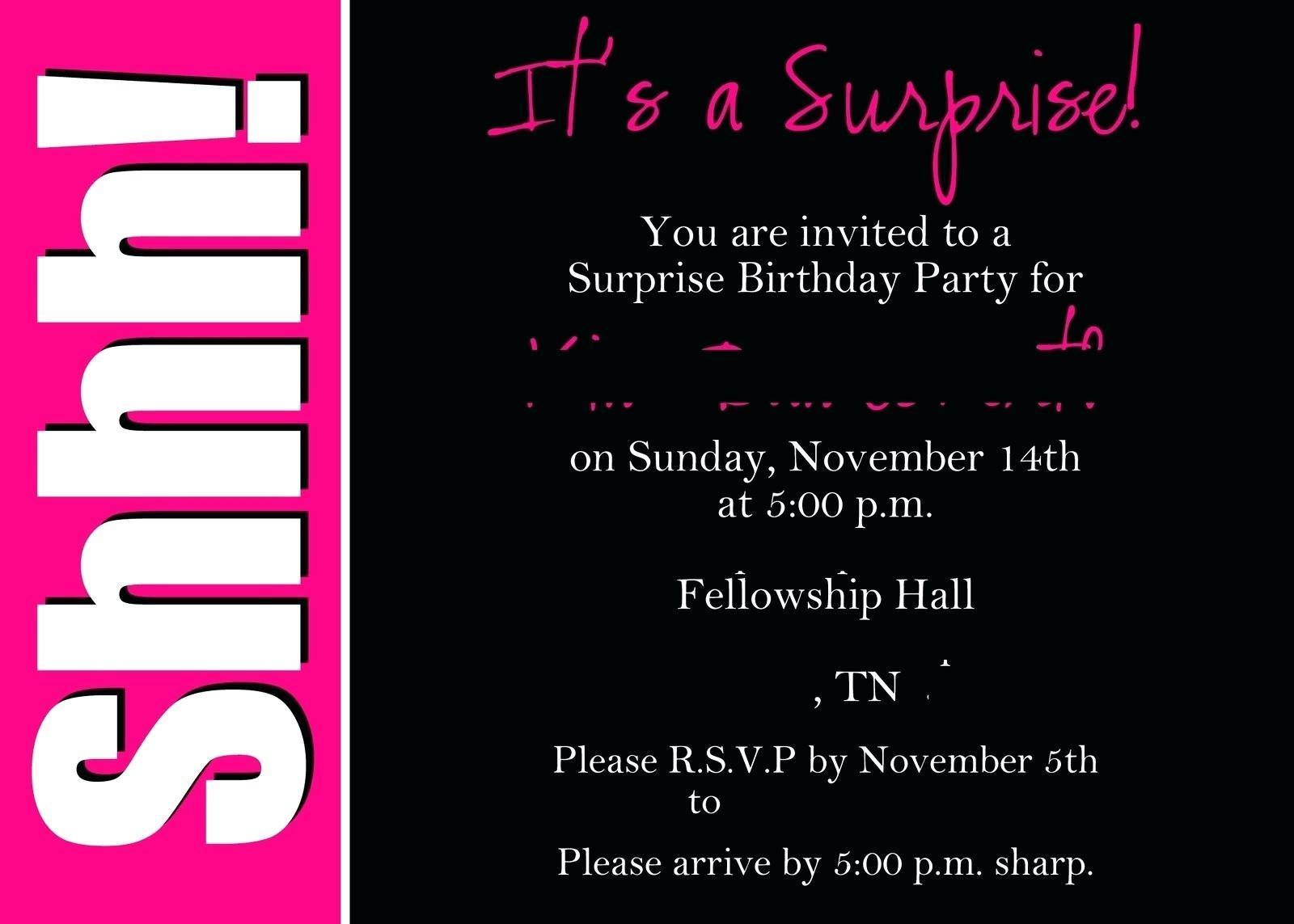 18th Birthday Invitation Maker