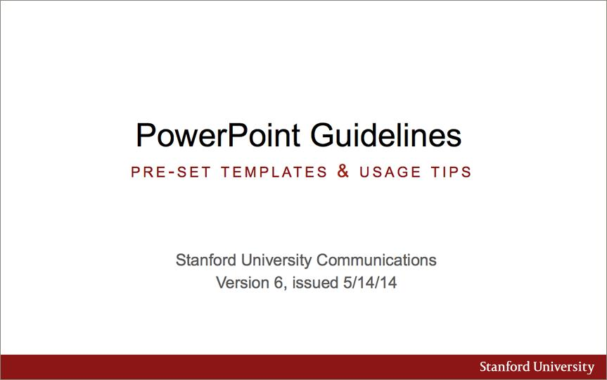 Academic Presentation Slides Templates