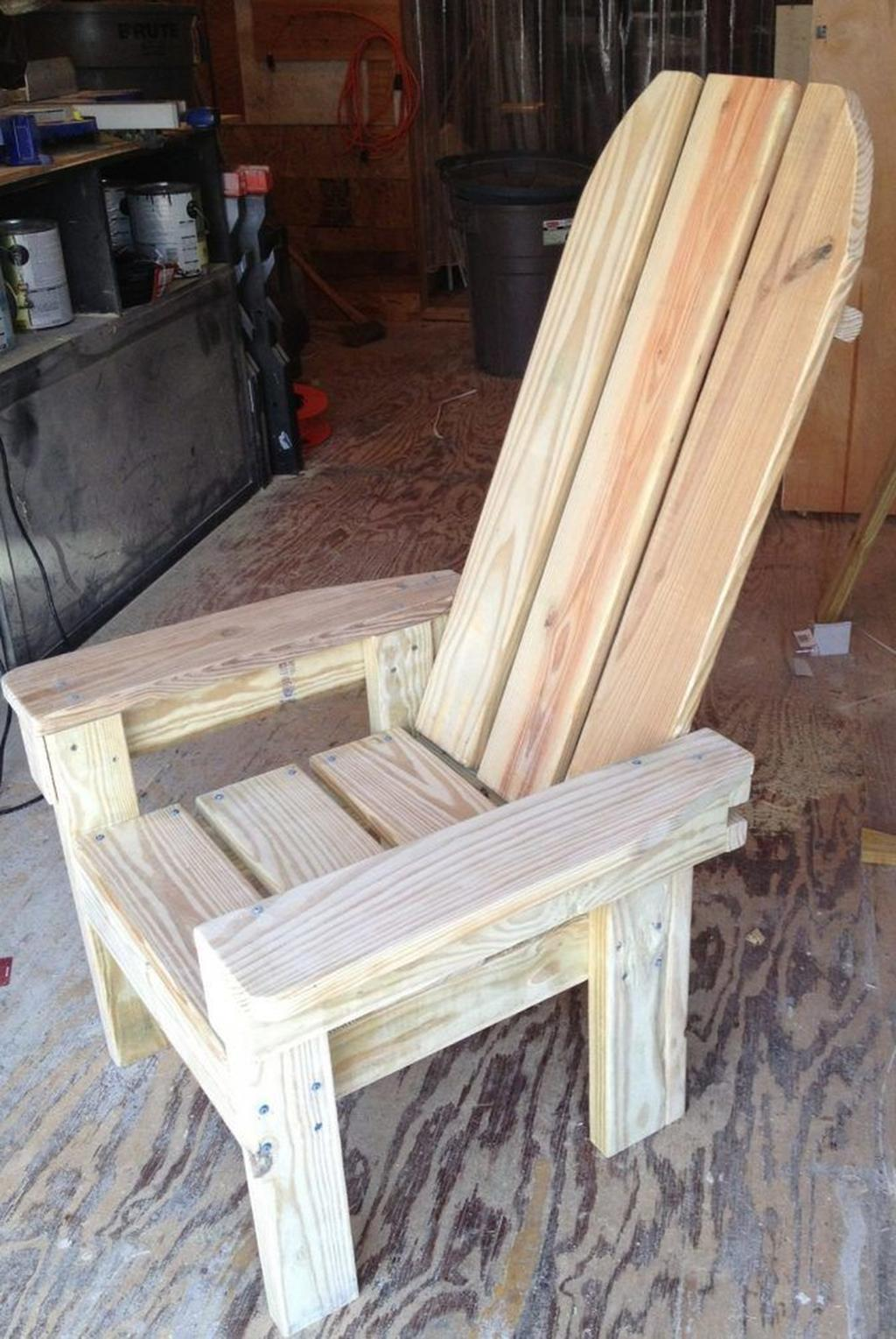 Adirondack Furniture Templates