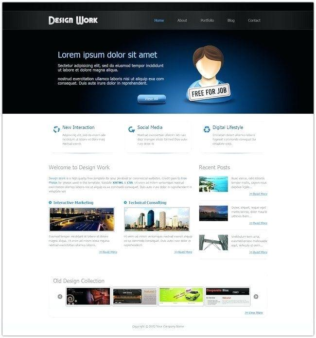 Adobe Dreamweaver Css Templates