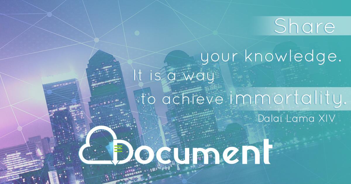 Affidavit Document Example