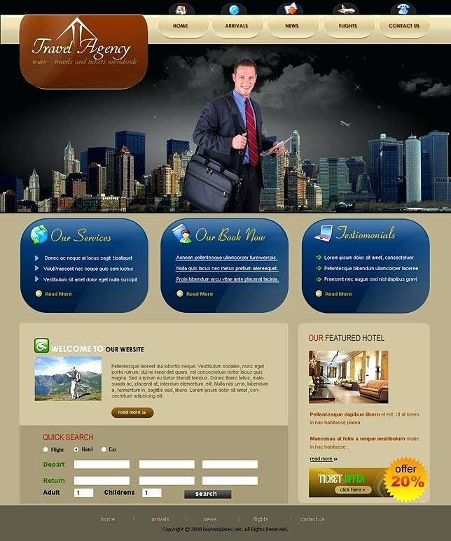 Asp Net C Website Templates