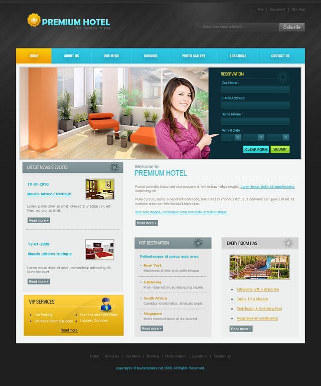 Asp.net Website Templates Free