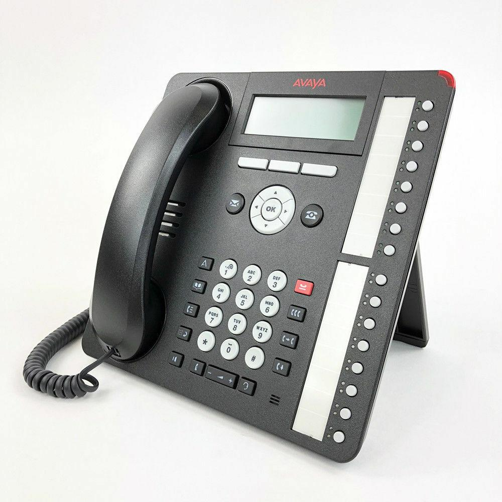 Avaya 1416 Phone Button Template