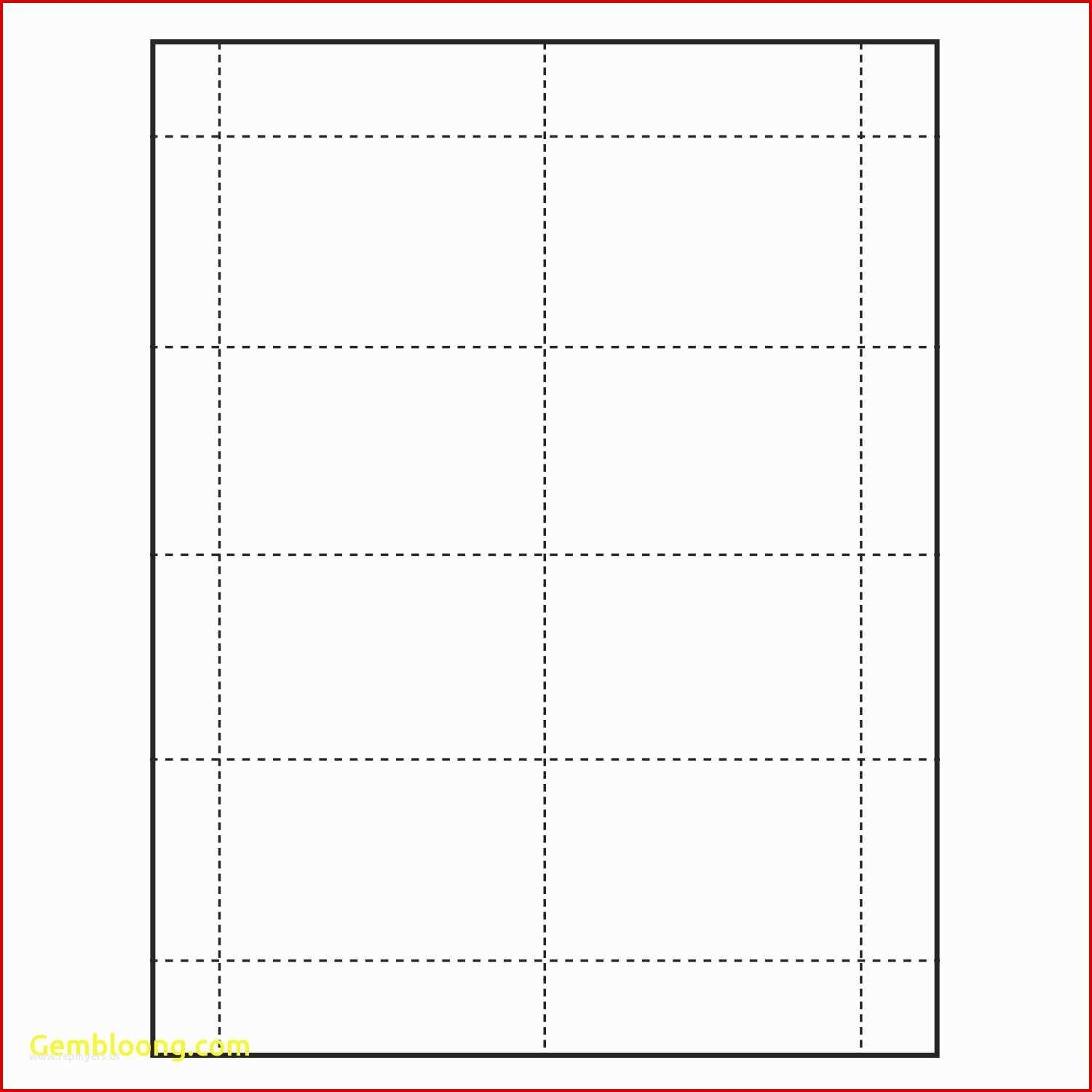 Avery Mailing Label Template 8160