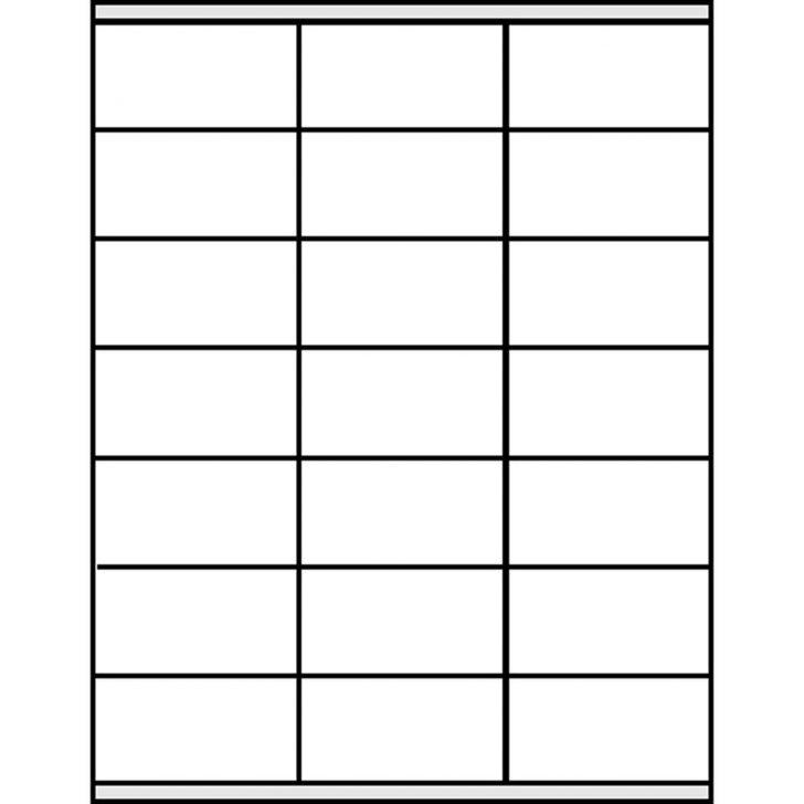 Avery Template For 10 Labels Per Sheet