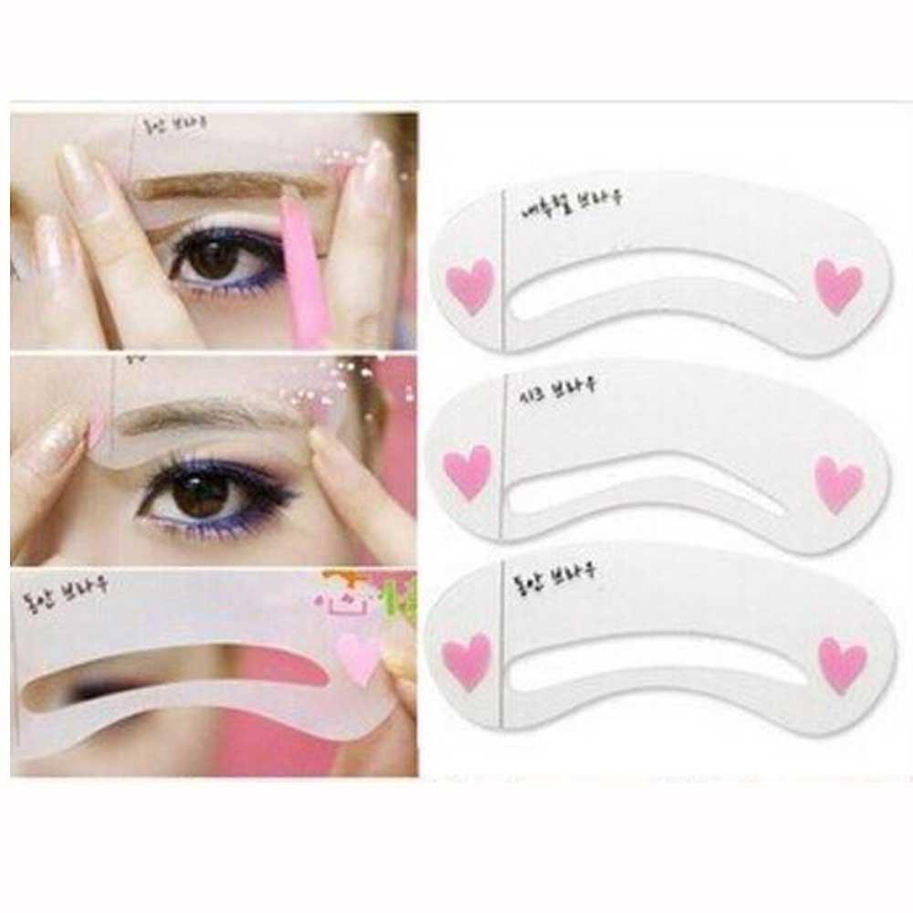 Best Eyebrow Stencil Template
