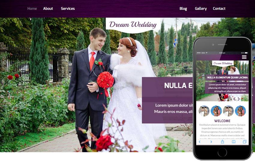 Best Free Wedding Website Templates