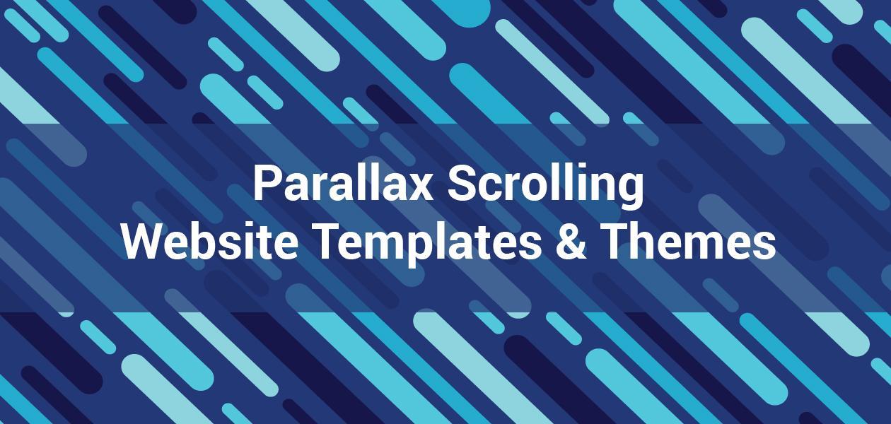 Best Parallax Website Templates
