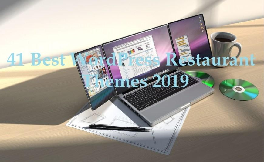 Best Restaurant Templates Wordpress