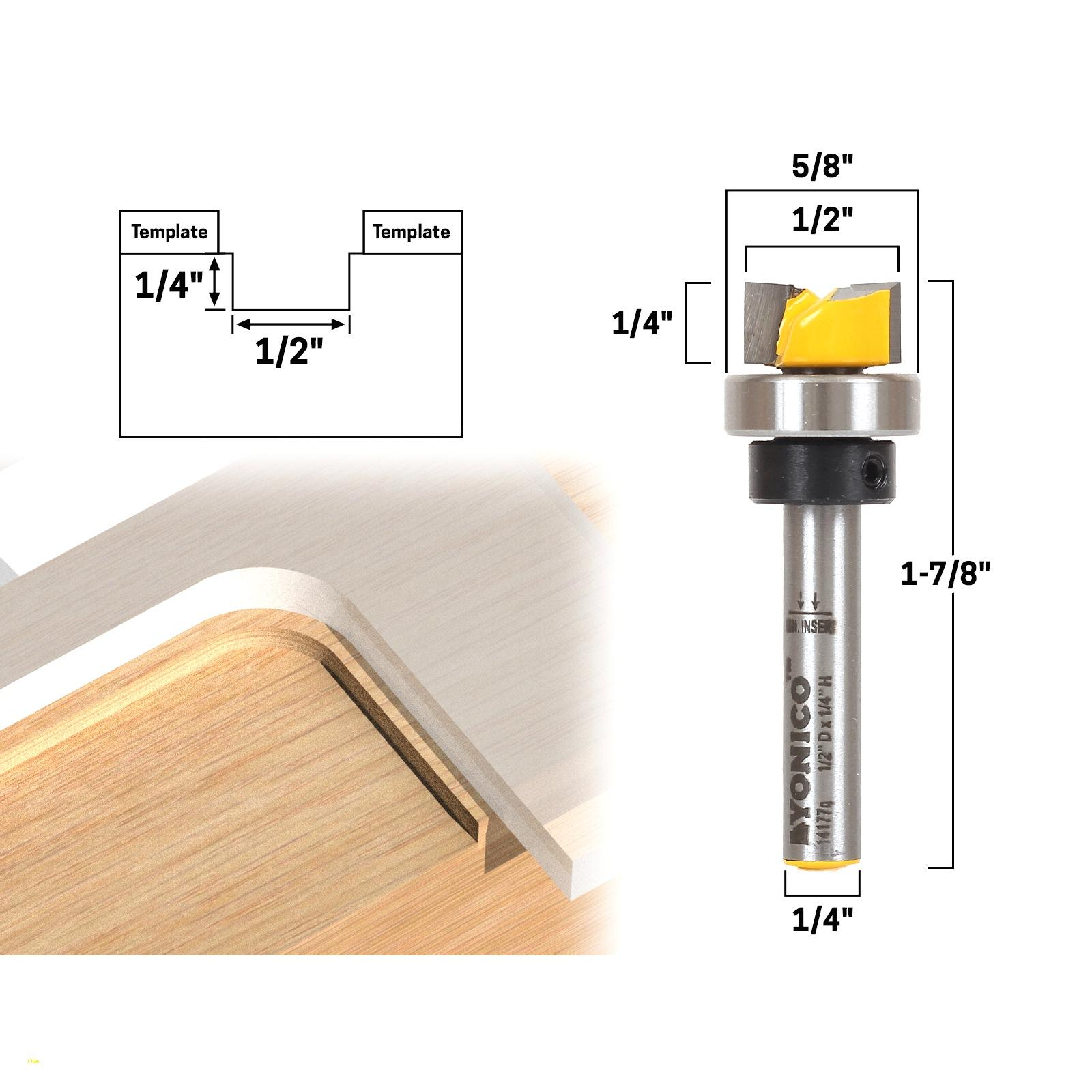 Best Template Router Bit