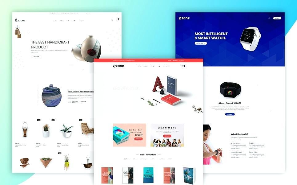 Bootstrap 3 Ecommerce Template
