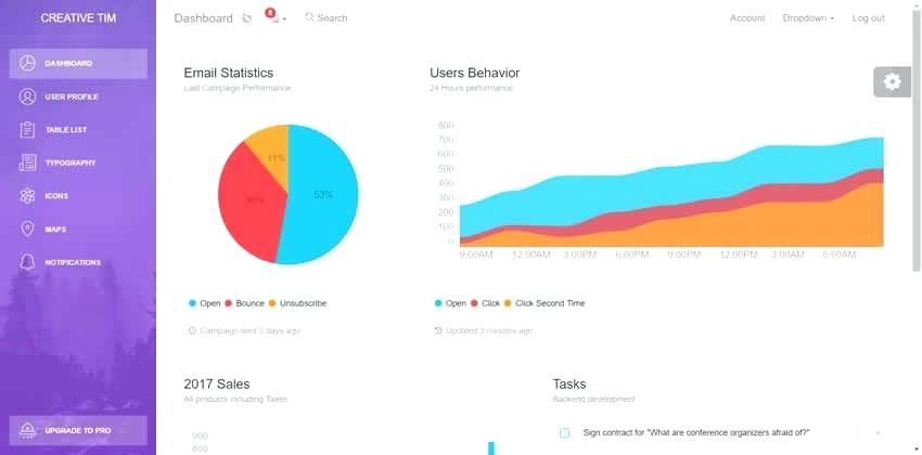 Bootstrap Dashboard Templates Free Download For Asp.net