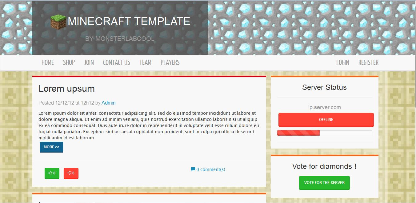 Bootstrap Paid Templates
