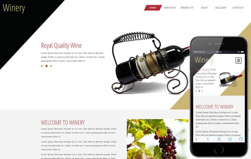 Bootstrap Responsive Websites Templates