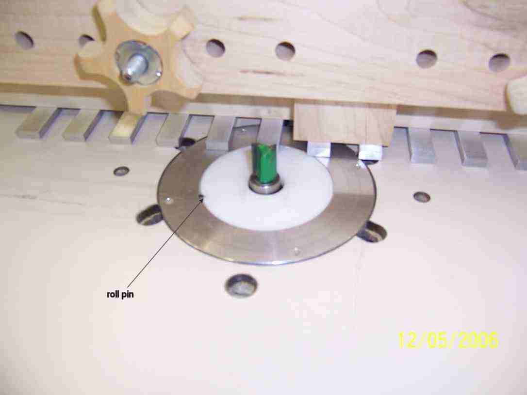 Bosch Router Template Guides
