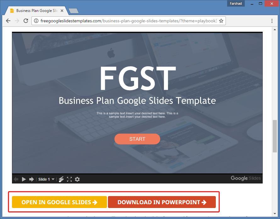 Business Ppt Slide Templates