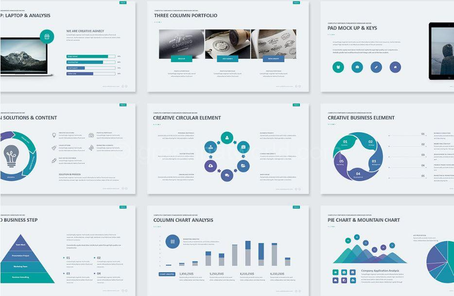 Business Presentation Templates Free