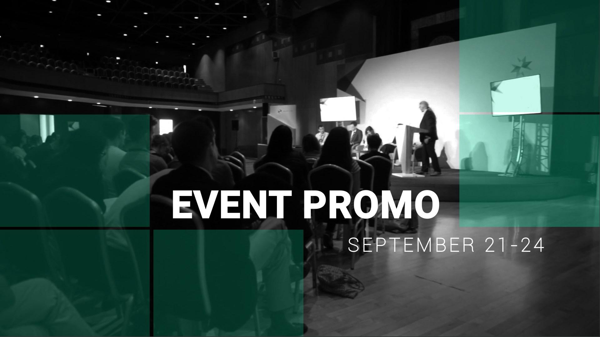 Business Promo Presenter After Effects Templates
