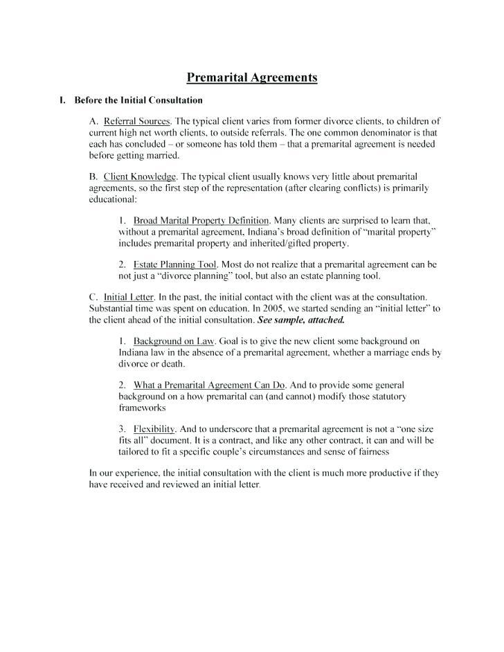 California Postnuptial Agreement Template