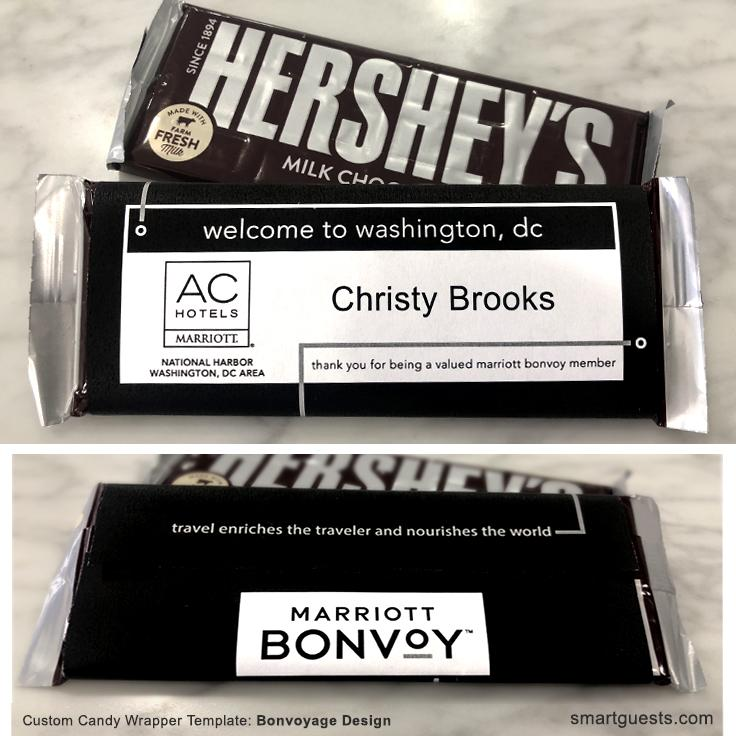 Candy Wrapper Template Pdf