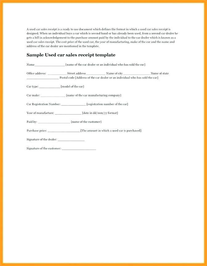 Car Rental Contract Template Pdf