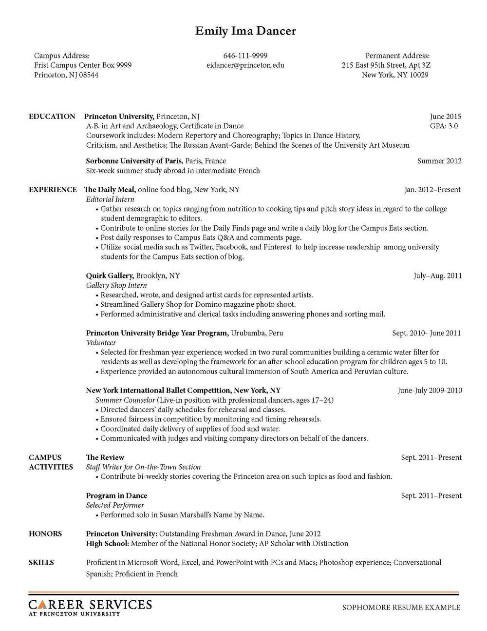 Chef Resume Template Word Free