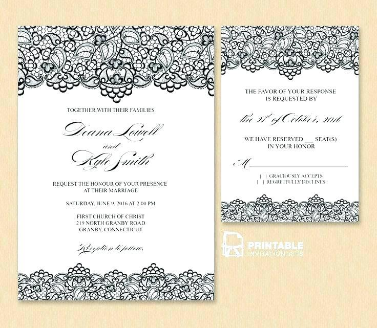 Wedding Invitation Wording Templates Informal Templates