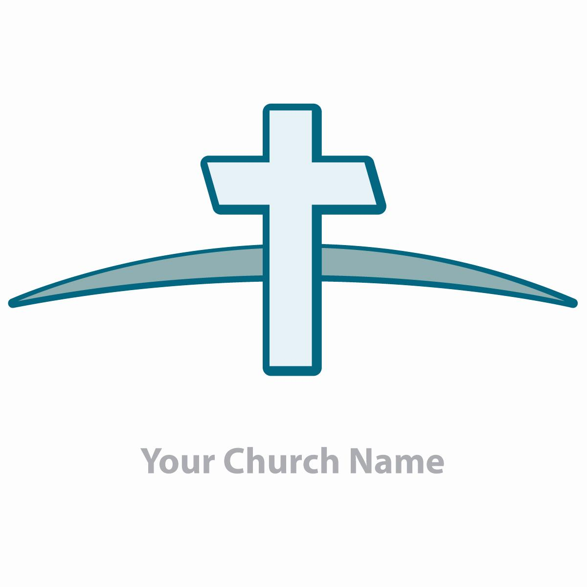 Church Letterhead And Logo Design Templates