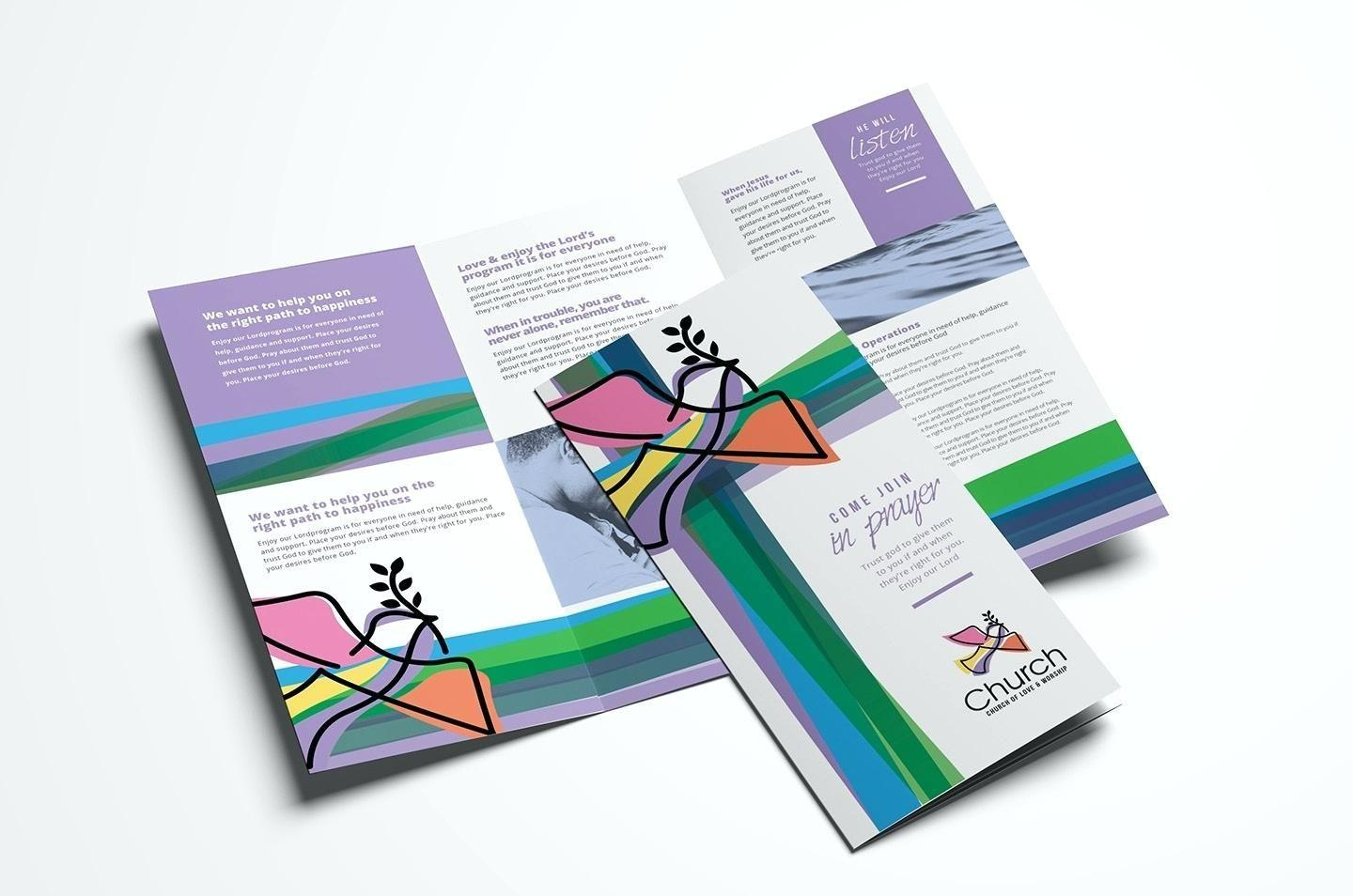 Church Program Flyer Templates