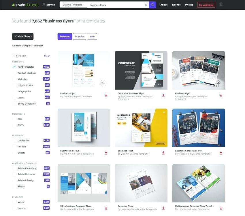 Classified Ads Website Template Free Download
