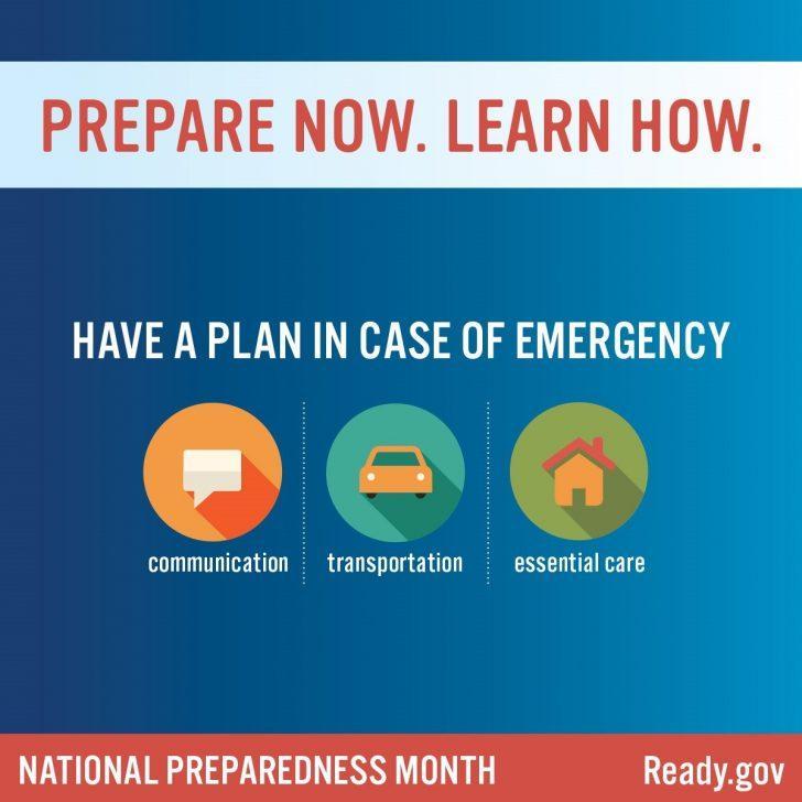 Cms Emergency Preparedness Communication Plan Template