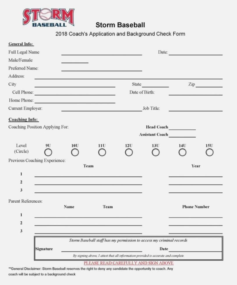 Coaching Form Template For Employees