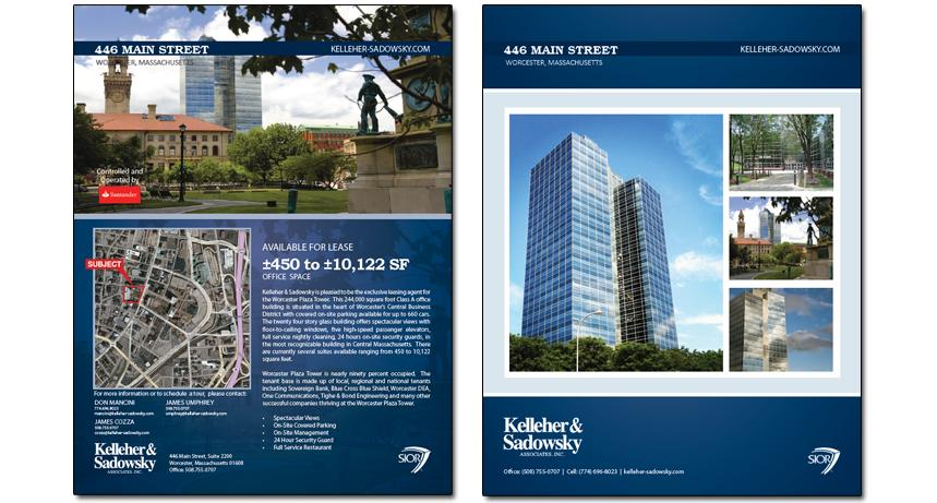 Commercial Real Estate Brochure Templates