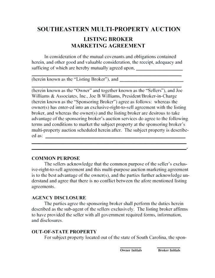 Consultant Commission Agreement Template