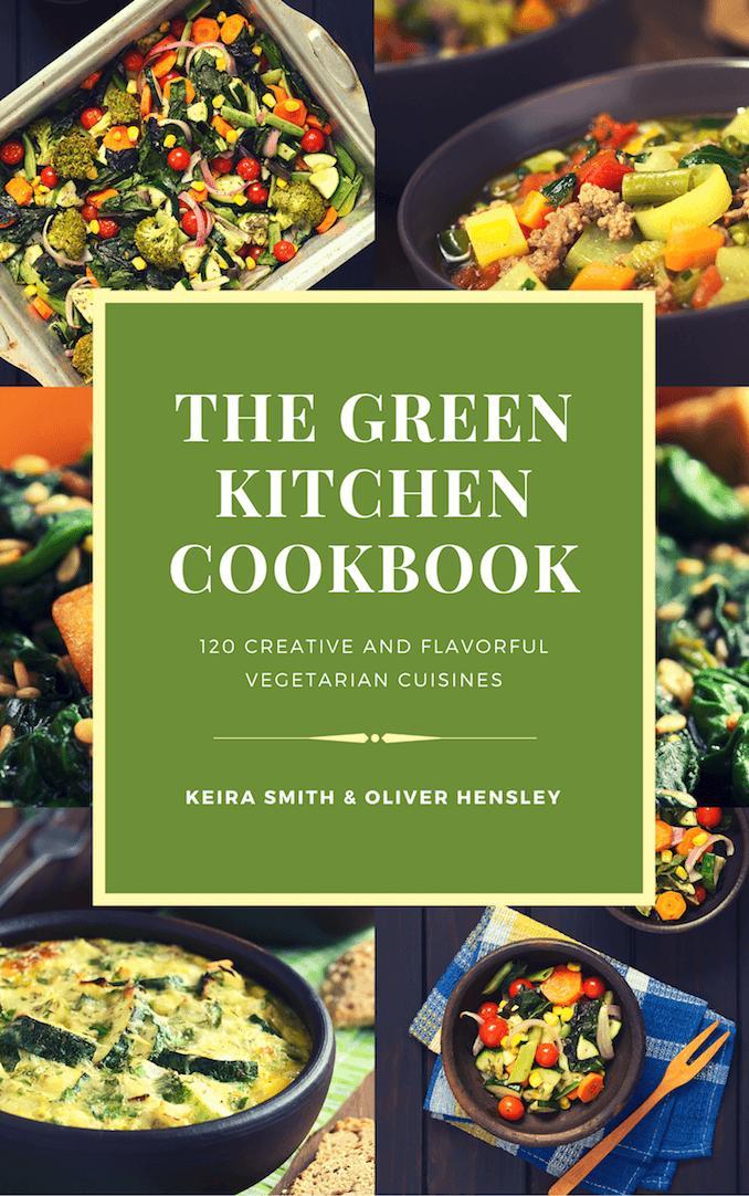 Cookbook Template Canva